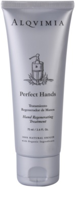 Alqvimia Hand & Nail Care crema regeneratoare pentru maini si unghii