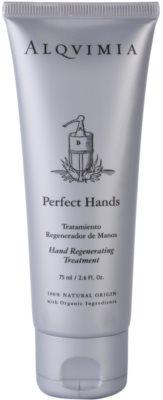 Alqvimia Hand & Nail Care creme regenerador   para mãos e unhas