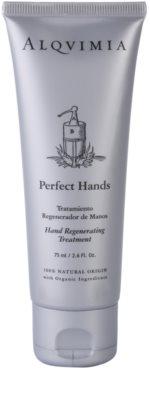 Alqvimia Hand & Nail Care regenerierende Creme für Hände und Fingernägel