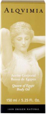 Alqvimia Queen Of Egypt testápoló olaj ránctalanító hatással 2