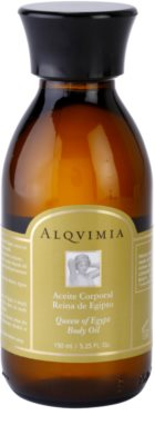 Alqvimia Queen Of Egypt aceite corporal con efecto antiarrugas