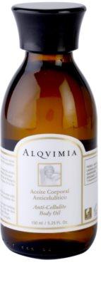 Alqvimia Silhouette telový olej proti celulitíde