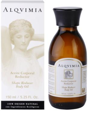 Alqvimia Silhouette tělový olej na odbourávání tuků 1