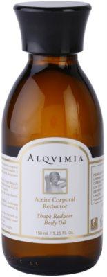Alqvimia Silhouette Körperöl zur Fettreduktion