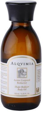 Alqvimia Silhouette telový olej na odbúranie tukov