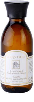 Alqvimia Silhouette spevňujúci telový olej pre zdravú a mladistvú pokožku