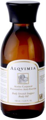 Alqvimia Silhouette олійка для тіла проти розтяжок