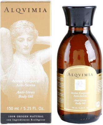 Alqvimia Vitality & Relaxing antystresowy olejek do ciała 1