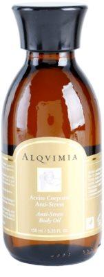 Alqvimia Vitality & Relaxing aceite corporal antiestrés