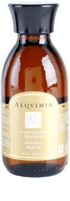 Alqvimia Vitality & Relaxing antistresno olje za telo