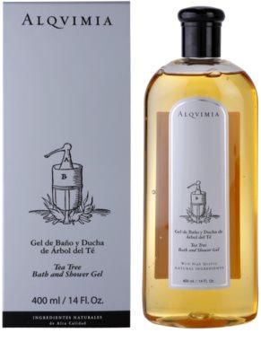 Alqvimia Vitality & Relaxing sprchový a kúpeľový gél 1