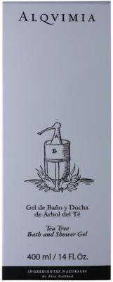 Alqvimia Vitality & Relaxing Dusch- und Badgel 2