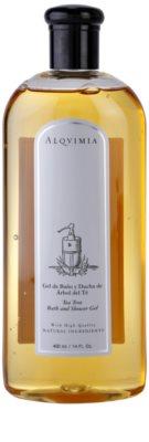 Alqvimia Vitality & Relaxing sprchový a koupelový gel