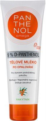 Altermed Panthenol Omega leche corporal after sun con espino amarillo