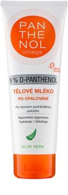 Altermed Panthenol Omega telové mlieko po opaľovaní s aloe vera