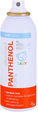 Altermed Panthenol Forte Babyspray mit Panthenol 1