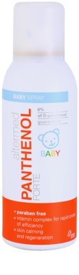 Altermed Panthenol Forte otroško pršilo s pantenolom