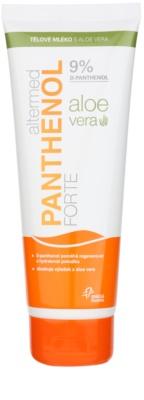 Altermed Panthenol Forte telové mlieko s aloe vera