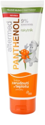 Altermed Panthenol After Sun leche corporal con espino amarillo