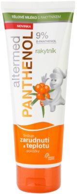Altermed Panthenol After Sun leite corporal com espinheiro marítimo