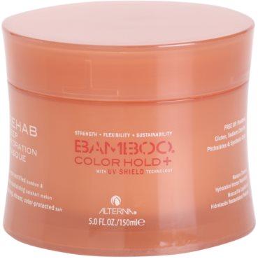 Alterna Bamboo Color Hold+ mascarilla hidratante intensiva  para cabello teñido