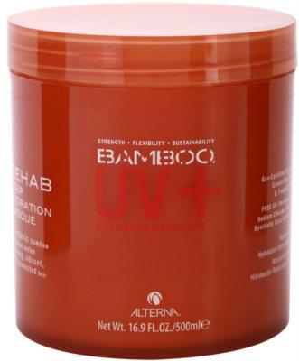 Alterna Bamboo Color Hold+ hydratační maska pro barvené vlasy