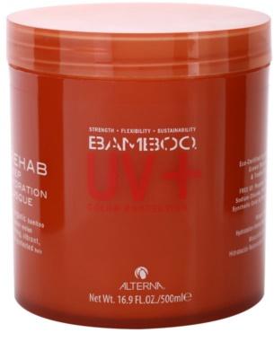 Alterna Bamboo Color Hold+ máscara hidratante para cabelo pintado