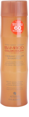 Alterna Bamboo Color Hold+ champú para proteger el color
