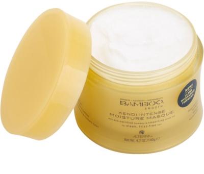 Alterna Bamboo Smooth máscara de cuidado intensivo para tratamento químico de cabelo 1
