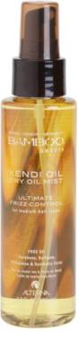 Alterna Bamboo Smooth spray oleoso seco anti-crespo