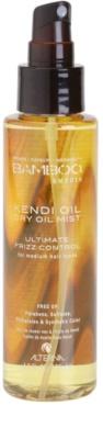 Alterna Bamboo Smooth Trocken-Ölspray gegen strapaziertes Haar 1