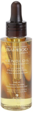 Alterna Bamboo Smooth tratament cu ulei pur anti-electrizare