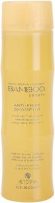 Alterna Bamboo Smooth šampon proti krepastim lasem
