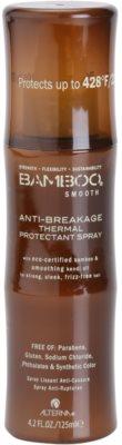 Alterna Bamboo Smooth Schützender Spray für brüchiges und strapaziertes Haar