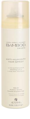 Alterna Bamboo Smooth лак за коса устойчив на влагата във въздуха