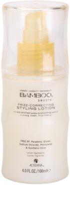 Alterna Bamboo Smooth stiling balzam z učinkom glajenja proti krepastim lasem