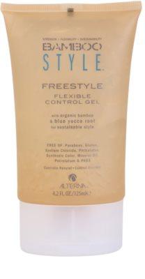 Alterna Bamboo Style gel de cabelo para fixação flexível