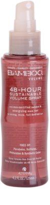 Alterna Bamboo Volume spray para un volumen abundante 1