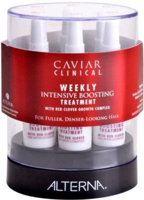 Alterna Caviar Clinical tratamiento semanal intenso  redensificante para cabello fino