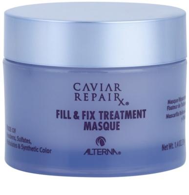 Alterna Caviar Repair máscara profundamente regeneradora para cabelo