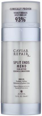Alterna Caviar Repair szérum a töredezett hajvégekre