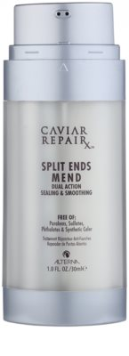 Alterna Caviar Repair szérum a töredezett hajvégekre 1