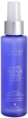 Alterna Caviar Style pršilo za takojšnjo regeneracijo ki dodaja hidracijo in sijaj