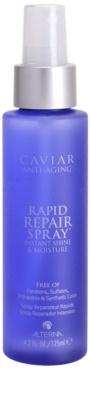 Alterna Caviar Style spray pentru regenerare instantanee ofera hidratare si stralucire