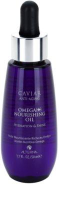 Alterna Caviar Treatment подхранващо масло за хидратация и блясък