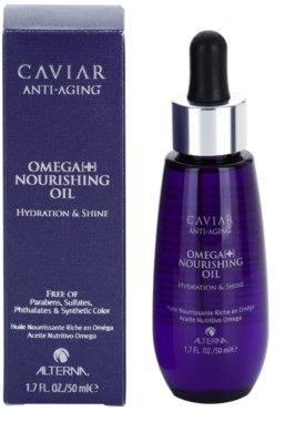 Alterna Caviar Treatment nährendes Öl spendet Feuchtigkeit und Glanz 1