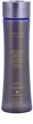Alterna Caviar Moisture Intense Oil Creme champú para cabello muy seco