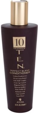 Alterna Ten vlažilni balzam za vse tipe las