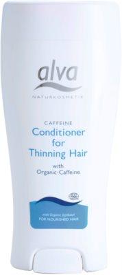 Alva Hair Care kofeinový kondicionér proti vypadávání vlasů