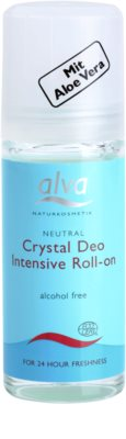 Alva Neutral deodorant intensiv roll-on